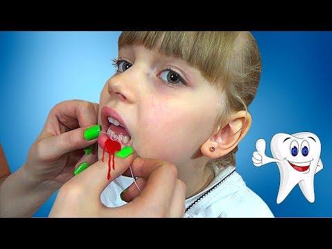 Как вырвать зуб видео