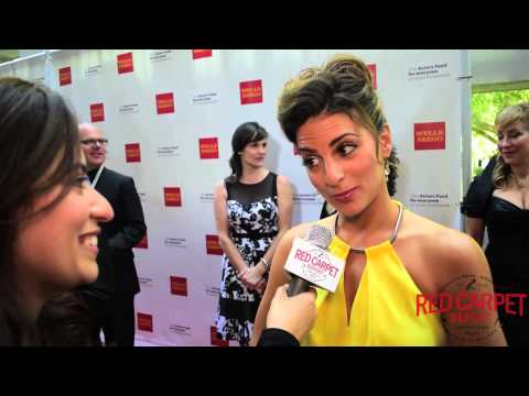 Renee Marino at The Actors Fund's 19th Annual LA Tony Awards Viewing Party #ActorsFund #TonyAwards