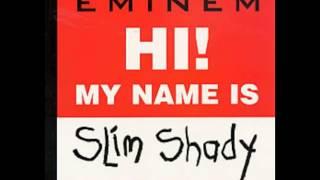 My name is Eminem (Dirty) original
