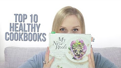 TOP 10 HEALTHY COOKBOOKS | Eileen Aldis
