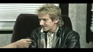 John Cafferty Lost Interview