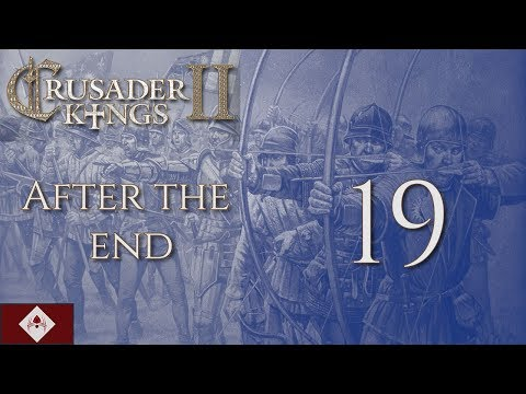 """CK2: After the End """"From Sea to Shining Sea"""" Part 19"""