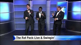 The Rat Pack - Live & Swingin'