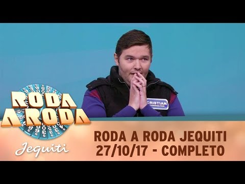 Roda A Roda Jequiti (27/10/17) | Completo