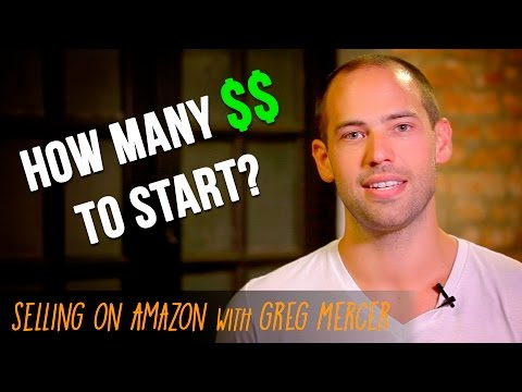 How Much Money Do You Need to Sell on Amazon? - Jungle Scout University #6