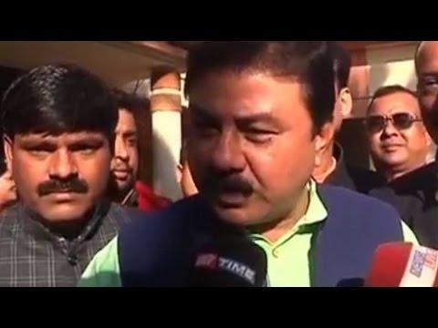Assam BJP Chief Hoists Flag Upside Down, Compares It To Vest
