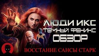 ЛЮДИ ИКС ТЁМНЫЙ ФЕНИКС - обзор фильма [ВКРАТЦЕ]