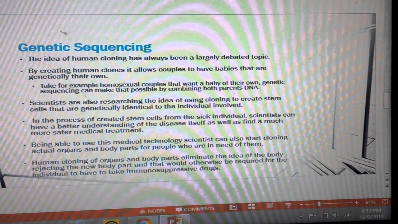 Essay on genetic engineering