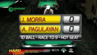 #15 •Alex PAGULAYAN vs John MORRA • 2016 Hard Times 10-Ball