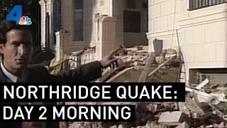 Look back at knbc's coverage of the 1994 northridge earthquake. a timeline events surrounding quake are below: 6.7 magnitude earthquake stru...