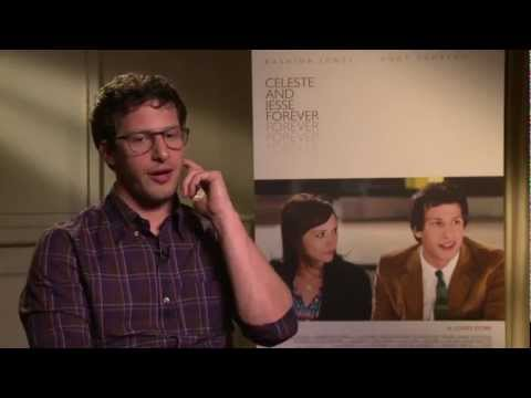 Celeste and Jesse Forever - Interview with Andy Samberg