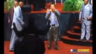 I Am Not Gay No More I'm Delivered: Cogic Homosexual Healed At Convocation