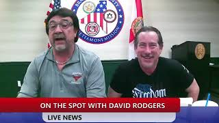 Gambar cover On The Spot with David Rodgers episode 126