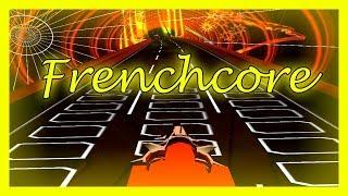 (Frenchcore) Death By Design - Blast [Audiosurf]