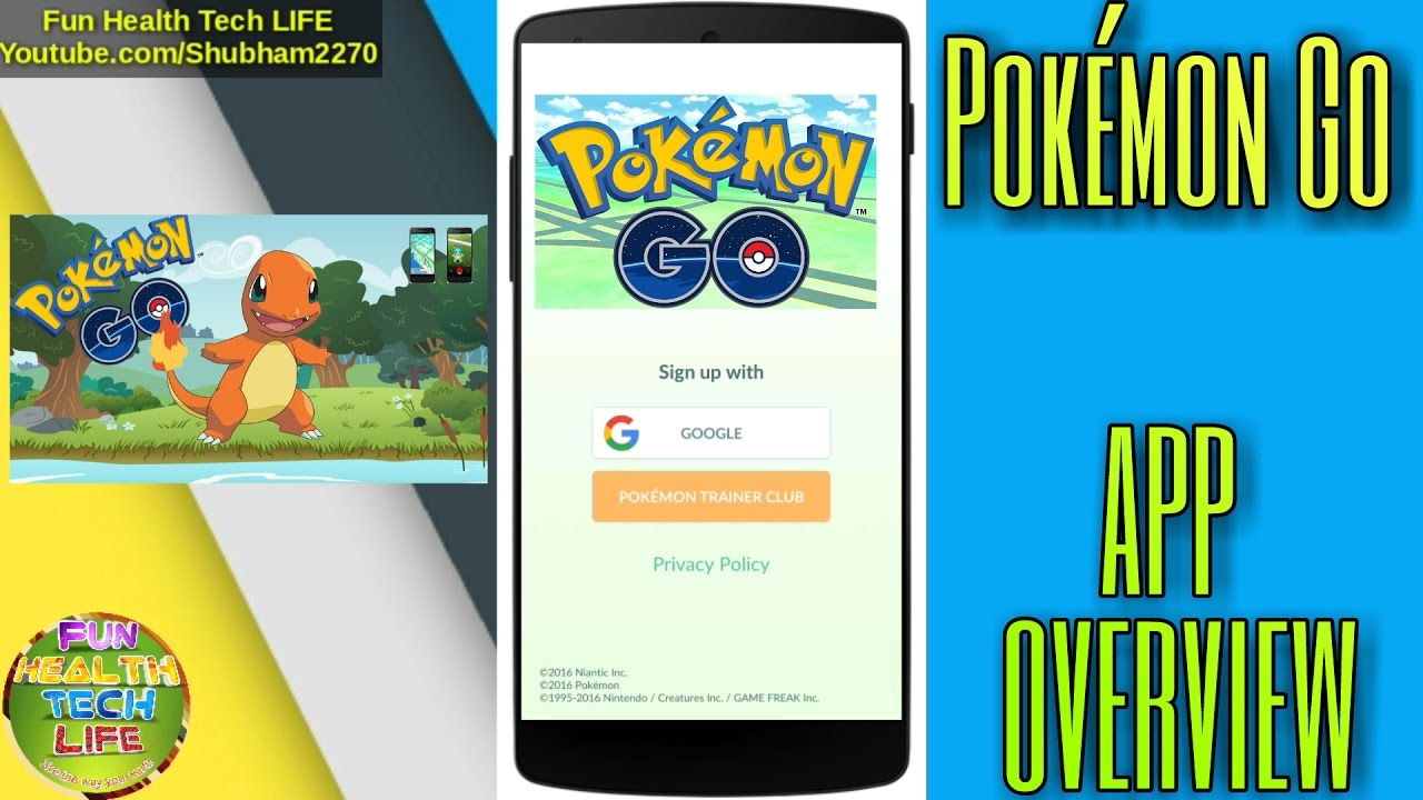 Pokemon Go Bewertung App