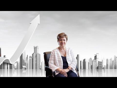 Exclusive with World Bank CEO Kristalina Georgieva