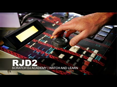 "RJD2 | ""Someone's Second Kiss"" MPC Demo 