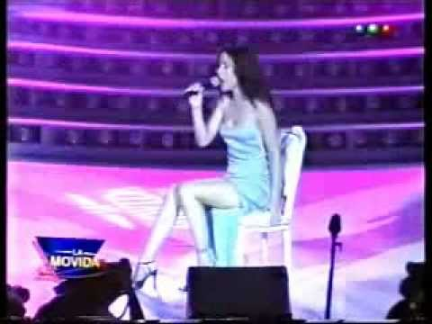 Natalia Oreiro Me Muero De Amor La Movida Del Verano 1999