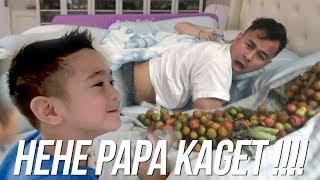 Download Video PRANK PAPA RAFFI - SEKELILING PAPA ADA RAMBUTAN !!! MP3 3GP MP4