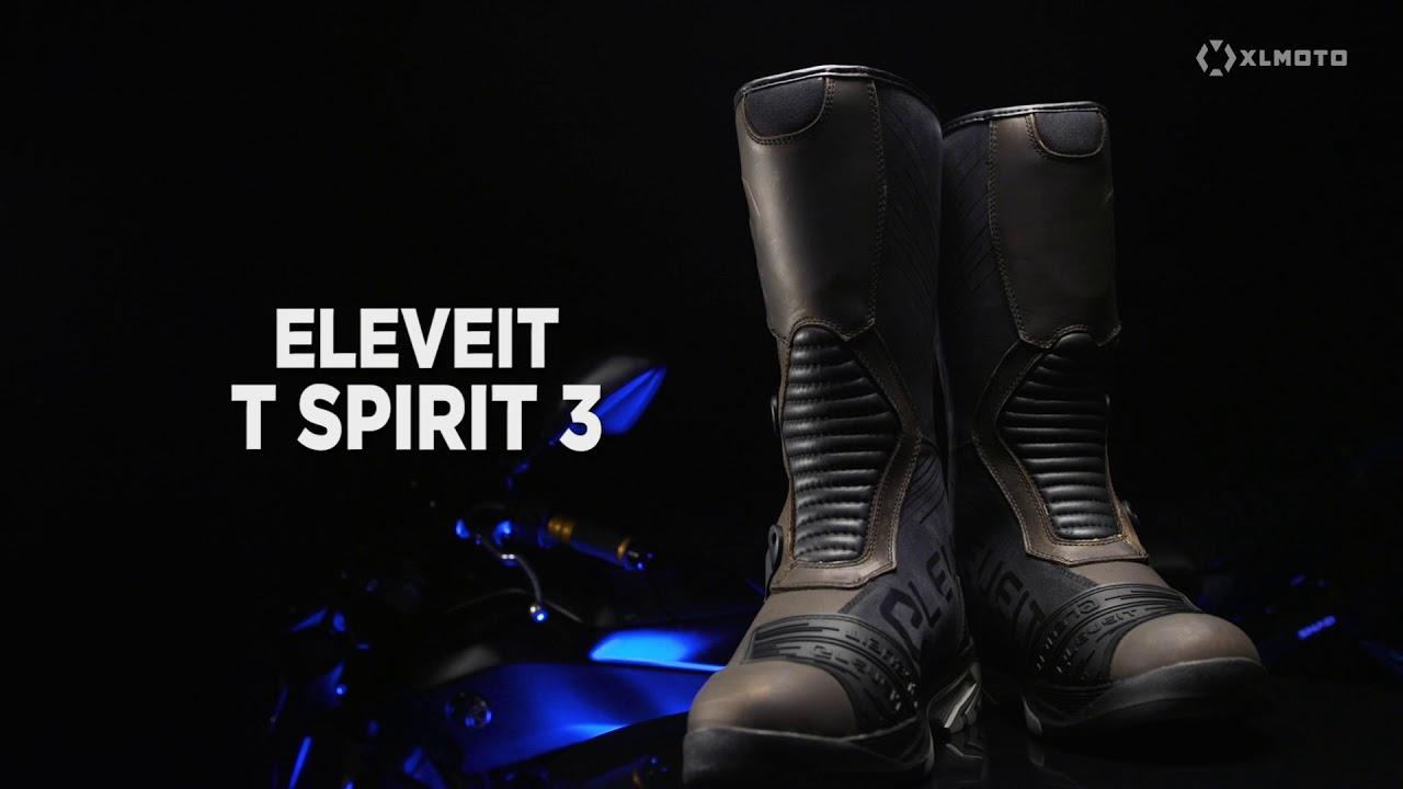 Stivali Eleveit T Spirit 3 Marrone Nero Adesso 30% di