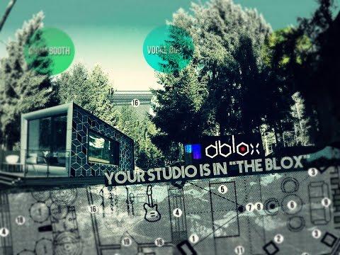 Let´s Build Your Portable Music Studio! dBloX - Modular Acoustics