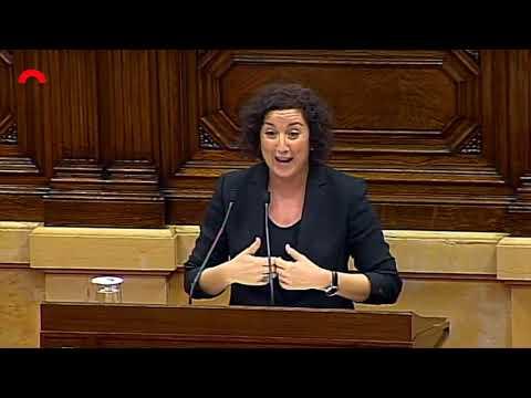 interpel·lació Alícia Romero sobre funció pública 21/11/18