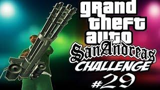 GTA San Andreas Mayhem Challenge #29 (+LIVE Commentary)