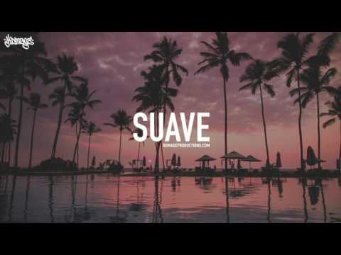 """[FREE] Chill Guitar Beat Soulful Relaxed Hip Hop Instrumental 2017 / """"Suave"""" (Prod. Homage, D-Low)"""