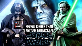 "The Rise Of Skywalker Reveal BIGGER Than ""I Am Your Father"" Scene (Star Wars Episode 9)"