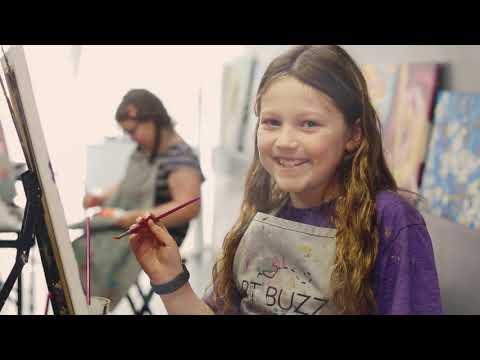 Art Buzz Kids Division