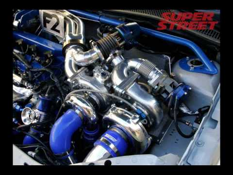 Supercharger vs. Turbo | Blend4Web