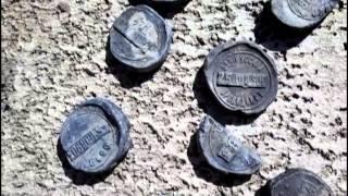 Старинные пломбы нашли на пляже(Старинные пломбы прошлых веков, встречающиеся поисковикам при подводном поиске с металлоискателем.Неболь..., 2014-11-08T16:18:36.000Z)