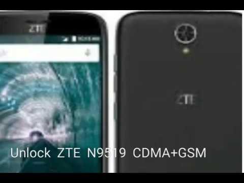 Unlock ZTE Warp 7 N9519 CDMA+GSM Free BY YemenDeveLoperS-Team