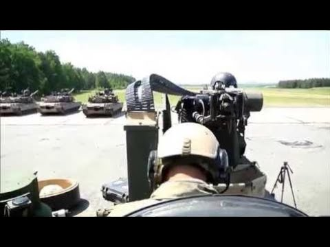News Weapons Of War -  NATO Army & Romanian Tanks & Infantry Fighting Vehicles.