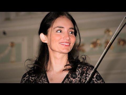 Vivaldi - The Four Seasons op. 8 - Eva León, violin (complete)