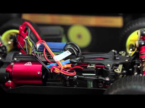 How to Bind your Tacon R/C Vehicles