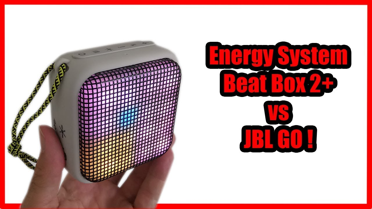 Este pequeño altavoz promete... o no?. Unboxing y análisis del Energy System Beat Box 2+