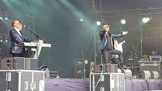 Let's Rock North East   Heaven 17   Temptation