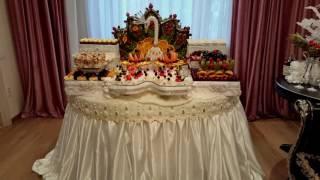 Свадебный фуршет в доме невесты!От Feya decor 89647033868