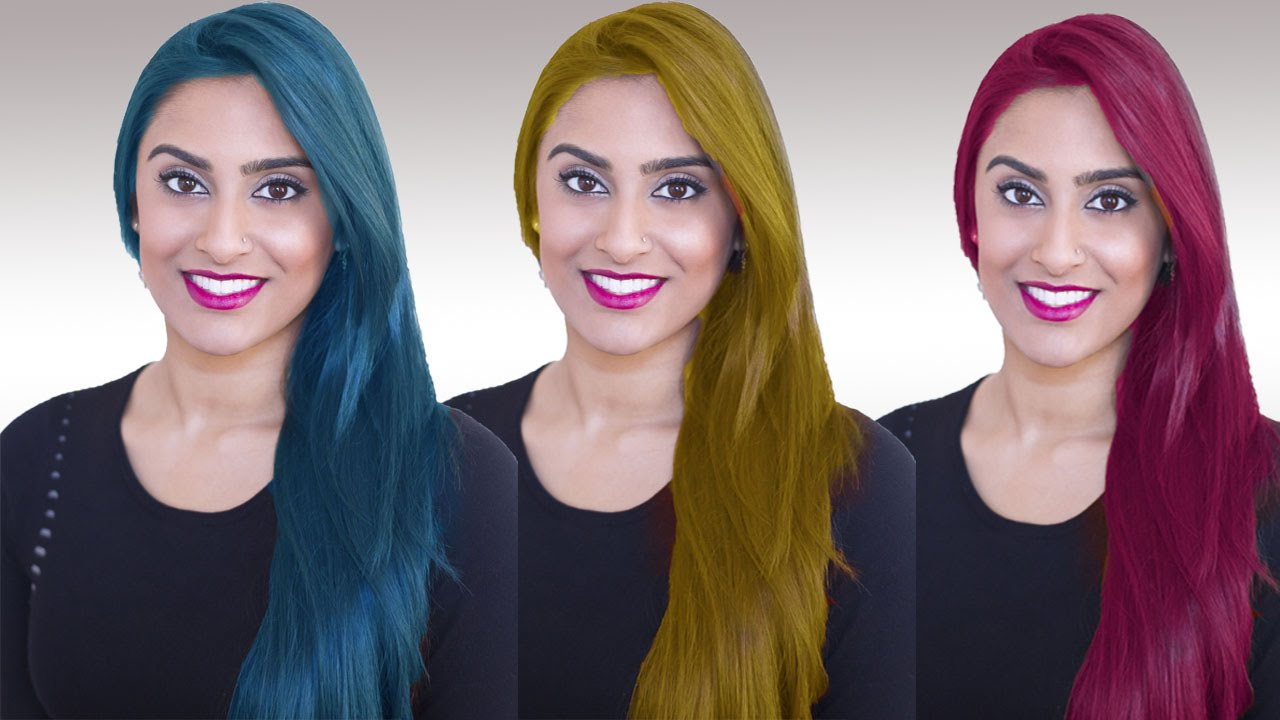 Hair Color Changing In Photoshop Photoshop Cs6 Hindiurdu Tutorial