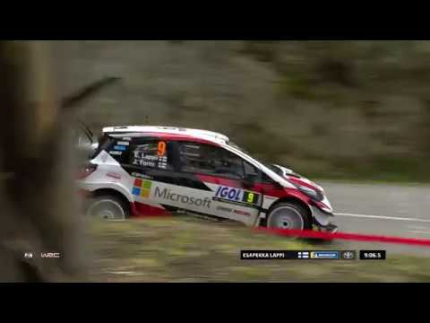 Rally France 2018 - Weekend Highlights