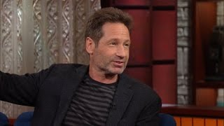 David Duchovny Talks About Loving The Losers