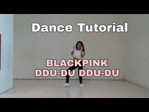 BLACKPINK - '뚜두뚜두' (DDU-DU DDU-DU) DANCE TUTORIAL (MIRRORED) || Sara Vitória