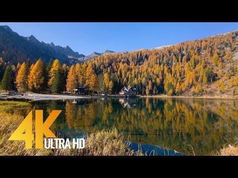 Italian Dolomites - Fall in the Alps - 4K Nature Documentary - Episode 1