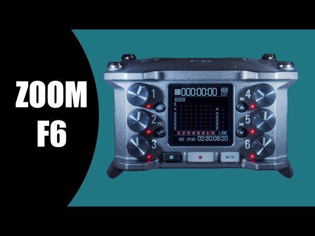 Zoom F6 - NAB 2019