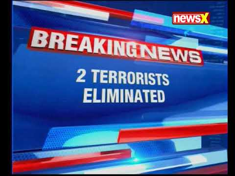 J&K: Infiltration bid foiled in Machil sector of Kupwara district; 2 terrorists gunned down.