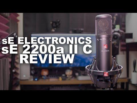 SE Electronics sE2200a II C Review / Test