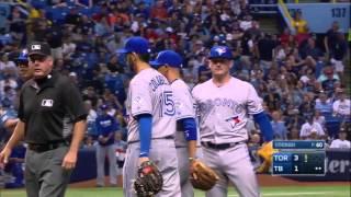 LoMo, Stroman exchange words  MLB com