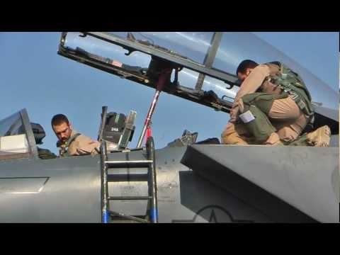 F-15E Strike Eagle in Afghanistan
