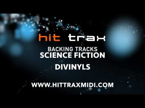Science Fiction (in the style of) Divinyls (MIDI Instrumental karaoke backing track)